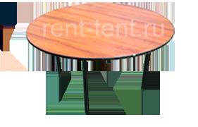 аренда круглых столов для банкета на 10 - 12 мест