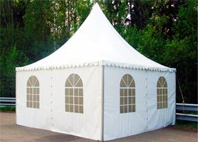 купить шатер пагода 25 кв. м.